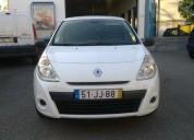 Renault clio 1.5 dci 75cv van 2000€