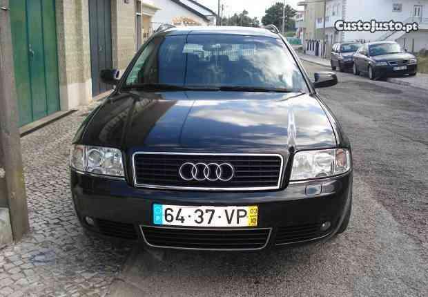 Audi A6 2.5 TDI 4x4 180cv 2500€