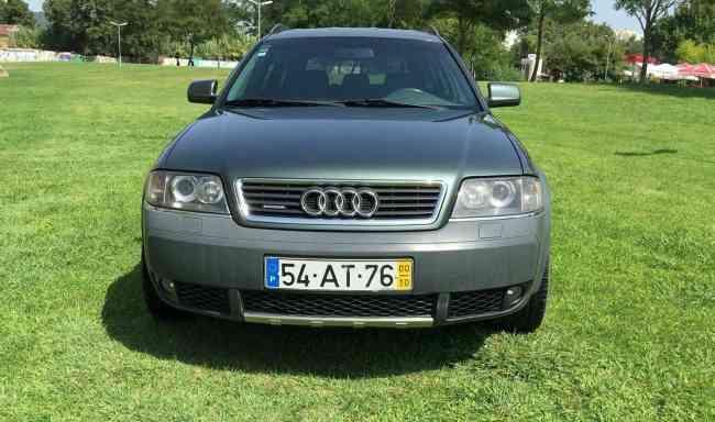 Audi A6 Allroad quattro 2.5 tdi - 00 2000€