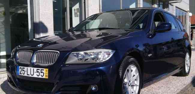 BMW 318 Touring Navigation 6500€