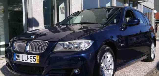 BMW 318 Touring Navigation 6500€