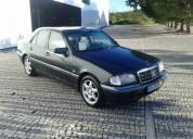 Mercedes-benz c 250 td elegance 1500€