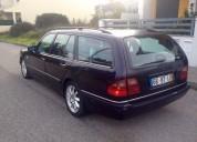 Mercedes-benz e 300 td avantgarde 7 lug 1000€