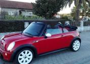 mini cooper s 1.6 cabrio 5000€