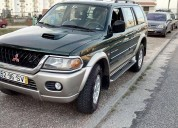 Mitsubishi pajero sport wagon 1500€