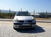 Renault clio 1.5 dci 85 cv + acb 1000€
