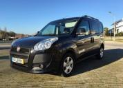 Fiat doblo diesel 1 dono pcs km 2500€
