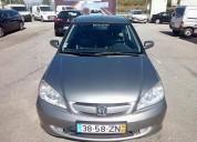 Honda civic 1.3 ima exclusive 2000€