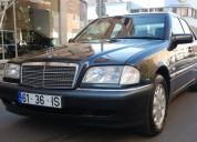 Mercedes-benz c 180 elegance nacional 1000€