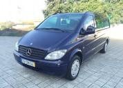 Mercedes-benz vito 115cdi 6lug.-06 4000€