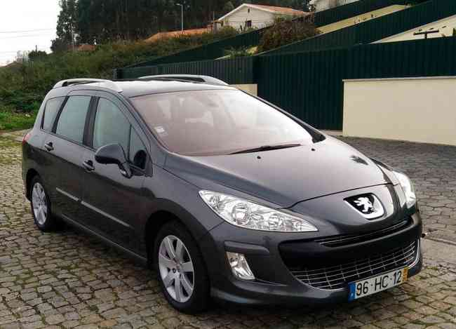 Peugeot 308 sw 1.6HDI Executive 3000€