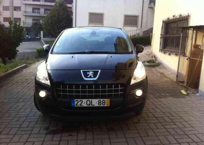 Peugeot 3008 1.6hdi 112cv GPS 4000€