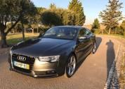 Audi a5 2.0 tdi s-line coupé