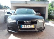 Audi a5 preto