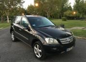 Mercedes-benz ml 320 320 cdi 4 matic