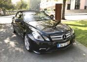 Mercedes-benz e 250 cdi cabrio amg