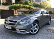Mercedes-benz cls 350 cdi pack amg 265 cvs