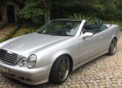 Mercedes-benz clk 200 208