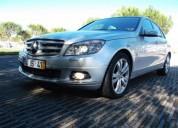 Mercedes-benz c 250 cdi avantgarde blue