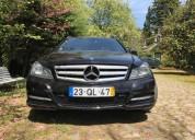 Mercedes-benz c 220 st avantgarde be