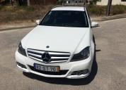Mercedes-benz c 220 cdi avantgard 128g