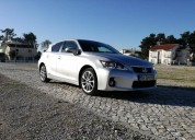 Lexus ct 200h pele gps led