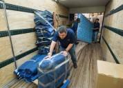 Içamento de móveis pelo exterior grua especializada 289092736