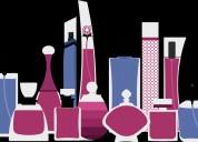 Admissão de colaboradores p/ Área de perfumaria