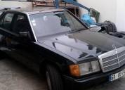 Mercedes-benz 190 limusine  1000 €