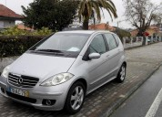 Mercedes-benz a 150 avantgarde estimado  2500€