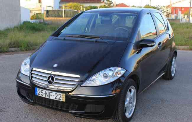 Mercedes-Benz A 160 CDI Elegance  4200€