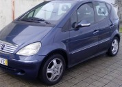 Mercedes-benz a 170 cdi avantgarde   2000€