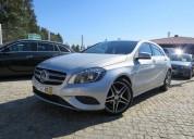 Mercedes-benz a 180 cdi style  9000 €