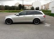 Mercedes-benz c 220 170cv  4250€