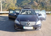 Mercedes-benz c 220 avantegarde  4500€