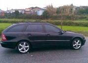 Mercedes-benz c 220 avantgarde  2500€