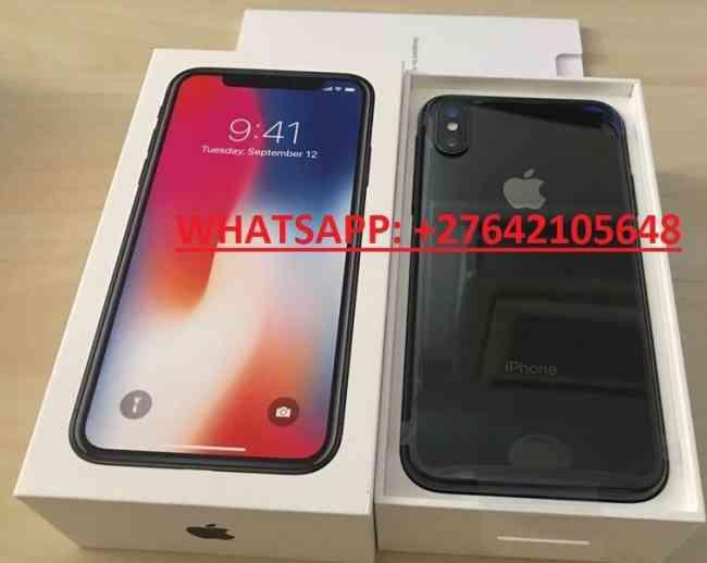 Apple iPhone X 64GB €400 e iPhone X 256GB €450