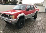 Mitsubishi l200 2.5 td 4x4  4000€