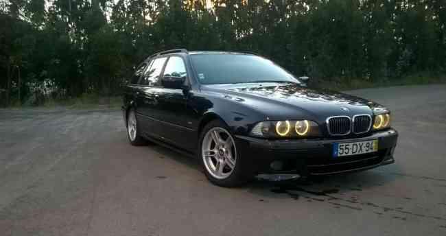 BMW 530 e39 touring  5800€