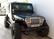Jeep wrangler 4.0   4500€