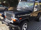 Jeep wrangler wrangler yj 2.5   10500€