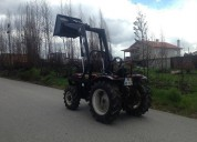 Trator new holland 35-66 c pá   6500€