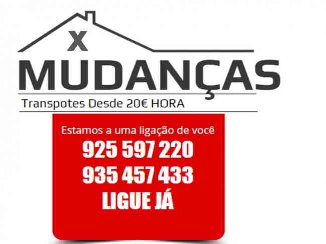 X MUDANÇAS 935 457 433 Viagens FARO Lagoa