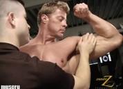 Procura-se h hetero musculado