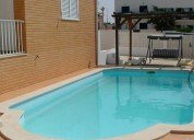Moradia isolada t5 com piscina perto da praia