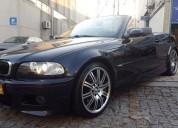 Bmw m3 cabrio smg 343cv