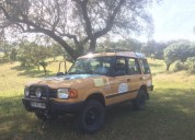 Land rover discovery camel trophy mong