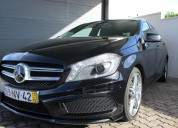 Mercedes-benz a 220 cdi be amg sport