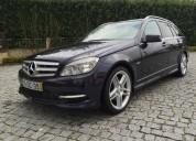 Mercedes-benz c 220 avantgarde 170cv 8500