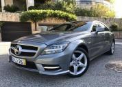Mercedes-benz cls 350 cdi pack amg 265 cvs